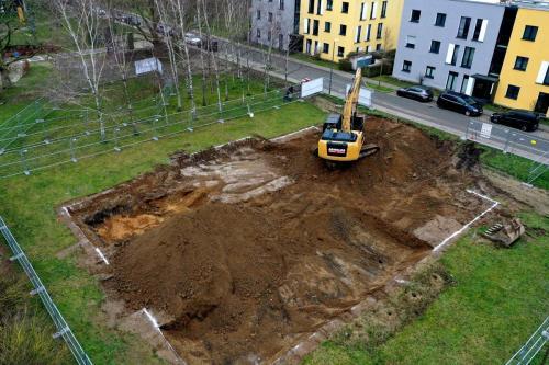 Bauvorhaben Parkside