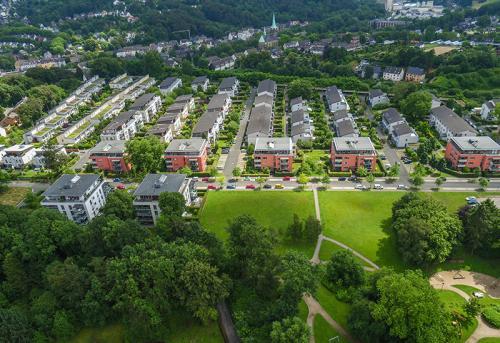 Luftbildaufnahmen mit Multikoptern